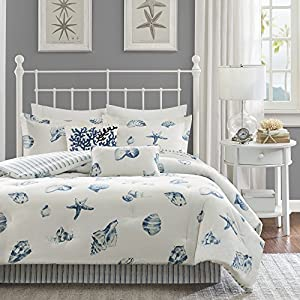 51Vo2jf7WJL._SS300_ 100+ Best Seashell Bedding and Comforter Sets 2020