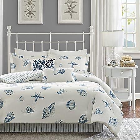 51Vo2jf7WJL._SS450_ Seashell Bedding and Comforter Sets
