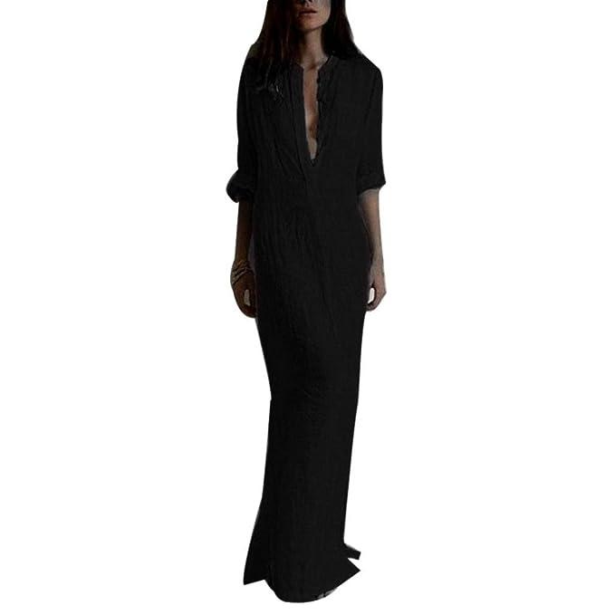 ❤ Damen AbendKleid Maxikleid , ❤ Damen Party Club Kleider ...