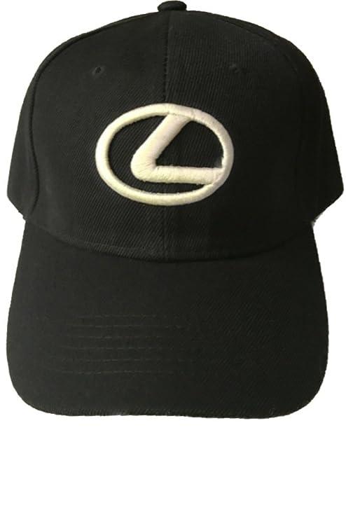 c194370d7 Lexus Baseball Cap Hat All Black. New!