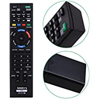 Angrox RM-YD102 Universal TV Remote Control Replacement for Bravia SONY TV Remote RM-YD087 RM-YD RM-YD103 HDTV LCD LED 3D Smart Television
