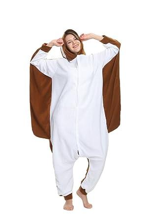 amazoncom ustop fleece onesies pajamas adult cosplay costume for halloween christmas party wear clothing