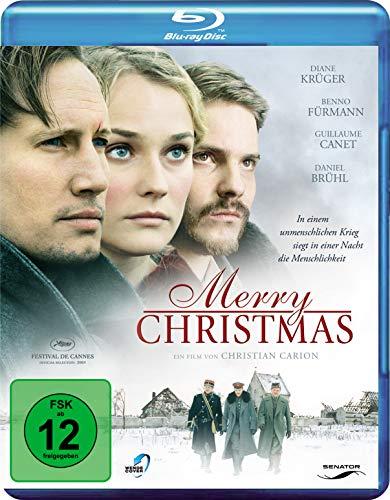Merry Christmas (Joyeux Noel) [Blu-Ray Region A/B/C Import - ()
