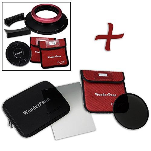 WonderPana FreeArc XL Essential nd16 0.6ソフトエッジキットfor Sigma 12 – 24 mm f / 4 Dg HSM Artレンズ(フルフレーム35 mm)   B071QY11XC