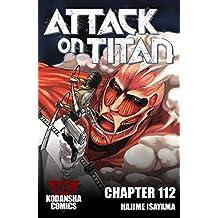 Attack on Titan #112