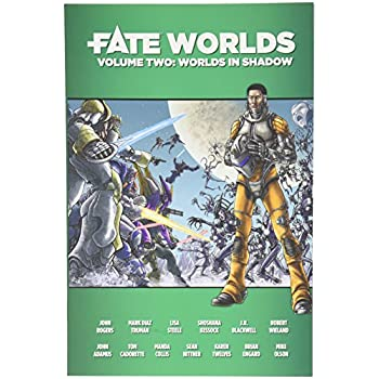 Evil Hat Productions Fate Worlds: Worlds in Shadow