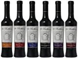 St. Barthelemy Cellars Wine Cellar Favorites Mixed Pack, 6 x 375 mL