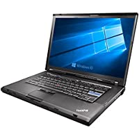 Lenovo ThinkPad T500 Laptop Intel Core 2 Duo 2.26ghz - 4GB DDR3 - 160GB SATA HDD - DVD+CDRW - Windows 10 Home 64bit - (Certified Refurbished)