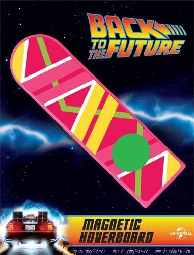 Back To The Future. Magnetic Hoverboard (Rp Minis): Amazon.es ...