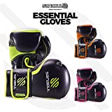 #3: Sanabul Essential GEL Boxing Kickboxing Training Gloves