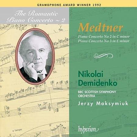 nikolai demidenko biography of christopher