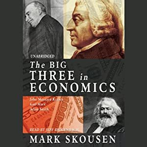 The Big Three in Economics Audiobook
