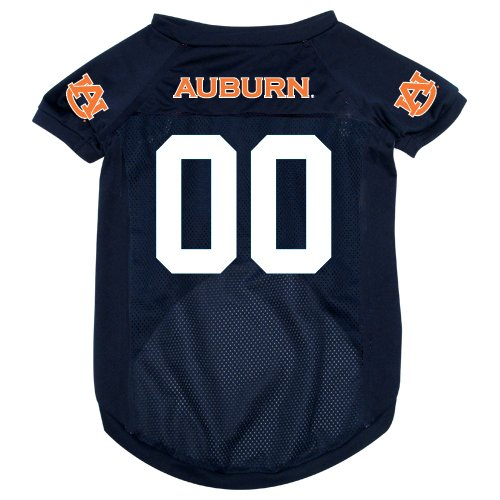 NCAA Auburn Tigers Pet Jersey,  X-Large