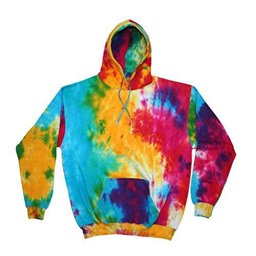 Batik Unisex shirt Rainbow T Colortone Multi 'swirl' zUqWPwnR5