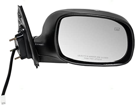 New Mirror for Toyota Tundra TO1321227 2004 to 2006 Passenger Side
