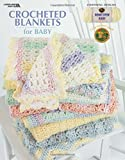 img - for Crocheted Blankets for Baby (Leisure Arts #3527) book / textbook / text book