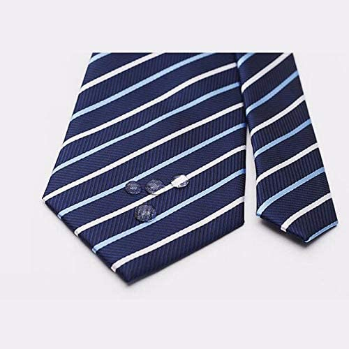 145 /× 9cm HBJP Tie//Mens Suit Business//Wedding Groom//Professional Fashion Wild//Striped Tie Color : B