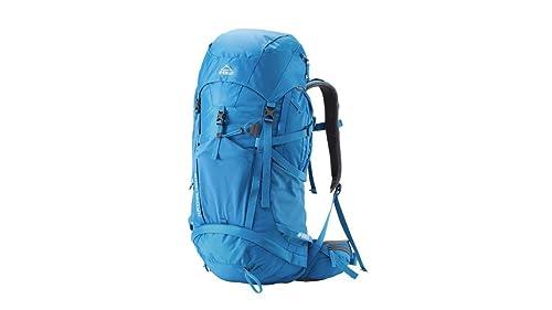 McKinley Mochila de senderismo Katmai 40 + 8 Litros blue azul petróleo: Amazon.es: Zapatos y complementos