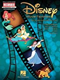 Disney Movie Favorites: 9 Hits Arranged for Recorder Solo or Duet (Let's Play Recorder Series)