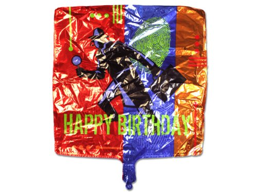 mylar balloon 19x19 in. - Case of 144