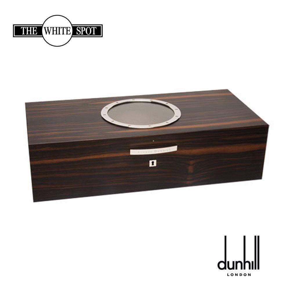 Dunhill ダンヒル 喫煙具 ホワイトスポット カナリーウォーフ ヒュミドールマッカサル(175本用) HS7530 B01FMLTOFI