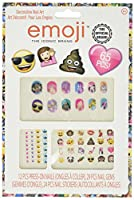 The Official Brand Emoji 65 Piece Decorative Nail Art Stickers