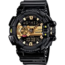 Casio G-Shock Bluetooth Music Control GBA400-1A9