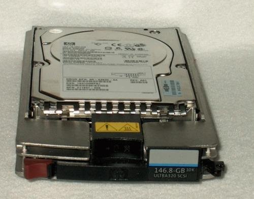 (HP AB422-2101A HP 146GB 10K ULTRA320 SCSI HOT PLUG HARD DRIVE )