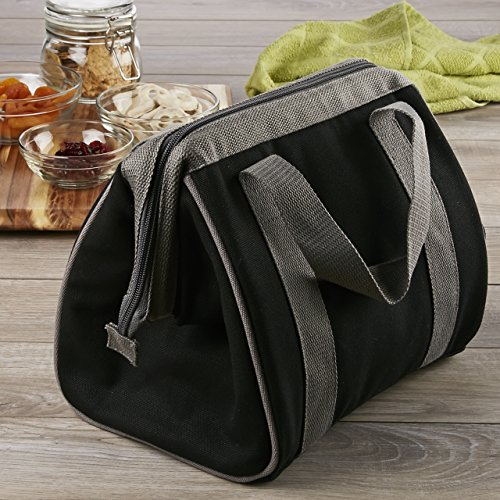 fit-fresh-mens-big-phil-insulated-lunch-bag-with-ice-pack-black