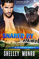 Snared by Saber (Middlemarch Capture Book 1)