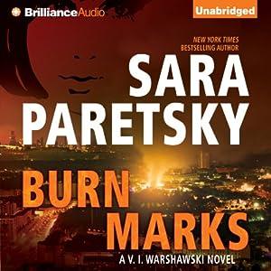 Burn Marks Hörbuch