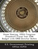 House Hearing, 109th Congress, , 1293257370