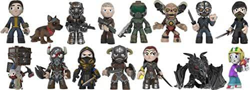 Funko Mystery Minis: Best of Bethesda Toy Action Figure (2 random mystery mini packs)