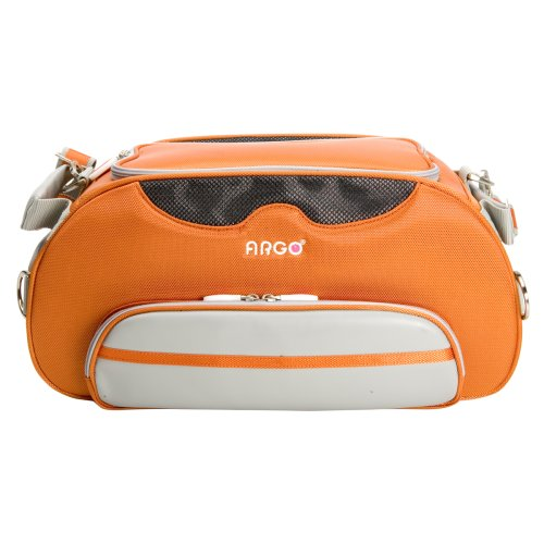 Aero Pet Airline Approved Carrier Orange