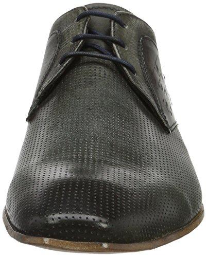 Daniel Hechter 811112081100, Zapatos de Cordones Derby para Hombre Gris