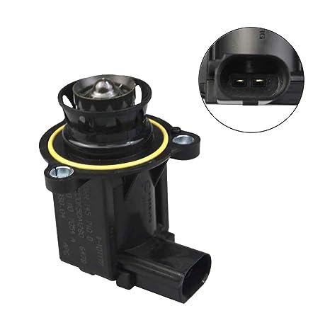 Folconauto Válvula solenoide de turbocompresor para Audi, A4, VW, Passat Turbo OEM 06H145710D