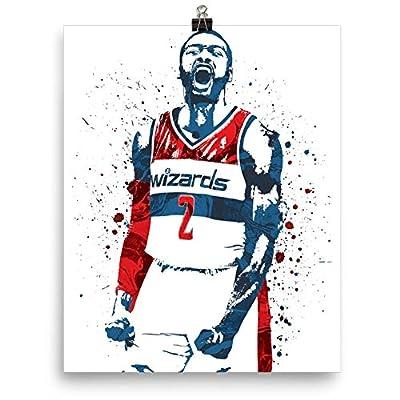 John Wall Washington Wizards Poster
