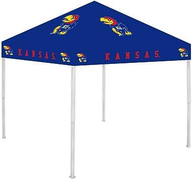 Rivalry NCAA Kansas Jayhawks Canopy