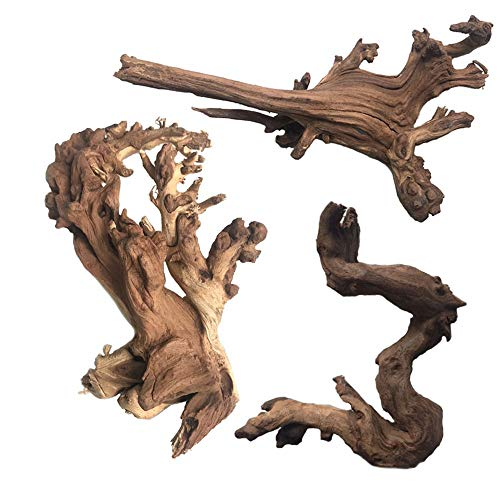 PIVBY Natural Aquarium Driftwood