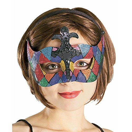 Rubie's Costume Co Stained Glass Eyemask Costume