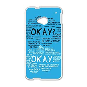 okay? okay. Phone high quality Case for HTC One M7