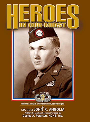 Heroes In Our Midst, Volume 3: Uniforms & Insignia, Airborne Commands, Specific Insignia