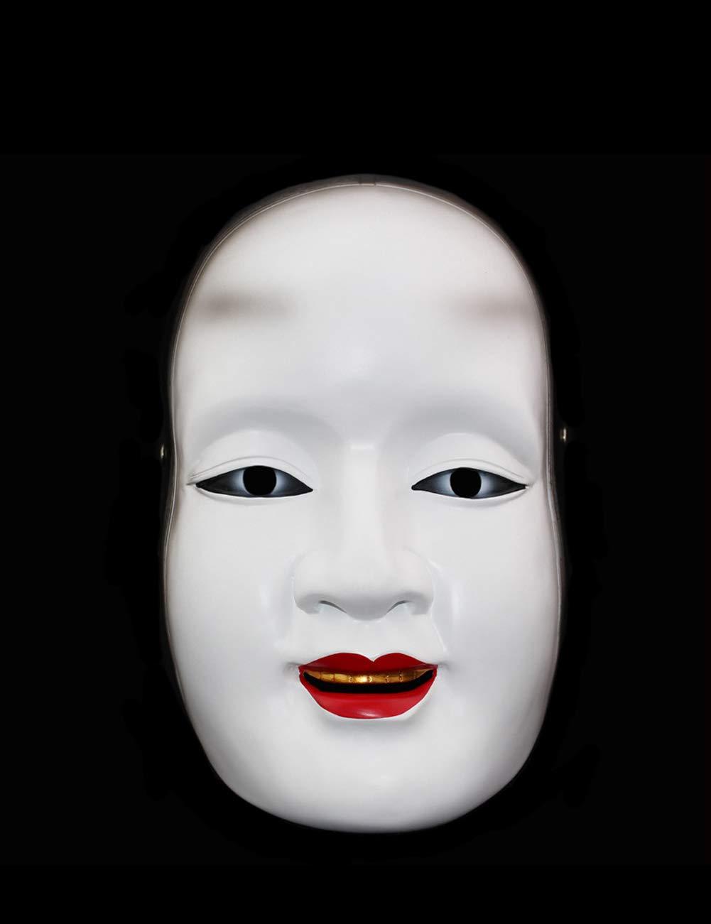 Máscara de Halloween Bola de Adultos de Resina
