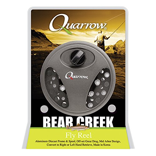 Quarrow Bear Creek Fly Reel, Size 5/6