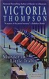 Murder in Little Italy (A Gaslight Mystery)
