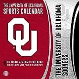 Oklahoma Sooners 2020 Calendar: The University of Oklahoma Sports