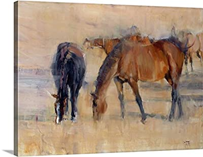 Valtcho Tonov Gallery-Wrapped Canvas entitled Kentucky Morning I