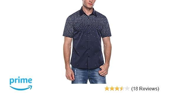 e35828e9251 COOFANDY Men s Fashion Print Camouflage Button Down Shirts Short Long  Sleeve Camo Slim Fit Dress Shirt