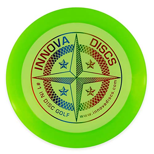 (Innova Limited Edition First Run Star Stamp Champion Firestorm Distance Driver Golf Disc [Colors May Vary] - 173-175g)