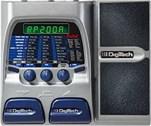 digitech rp200a guitar multi effects pedal musical instruments. Black Bedroom Furniture Sets. Home Design Ideas